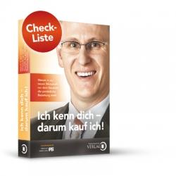 Check-Listen > Ich kenn dich - darum kauf ich!