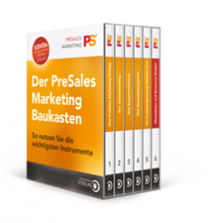 Der PreSales Marketing Baukasten
