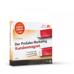 Der PreSales Marketing Kundenmagnet - 4 CDs