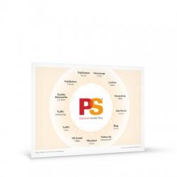 PreSales Marketing Grafik Bestandteile A4