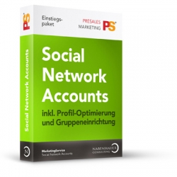Social Network Accounts