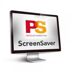 Screensaver PreSales Marketing