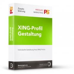 XING-Profil Gestaltung